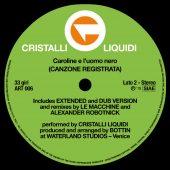 Cristalli Liquidi: Canzone Registrata