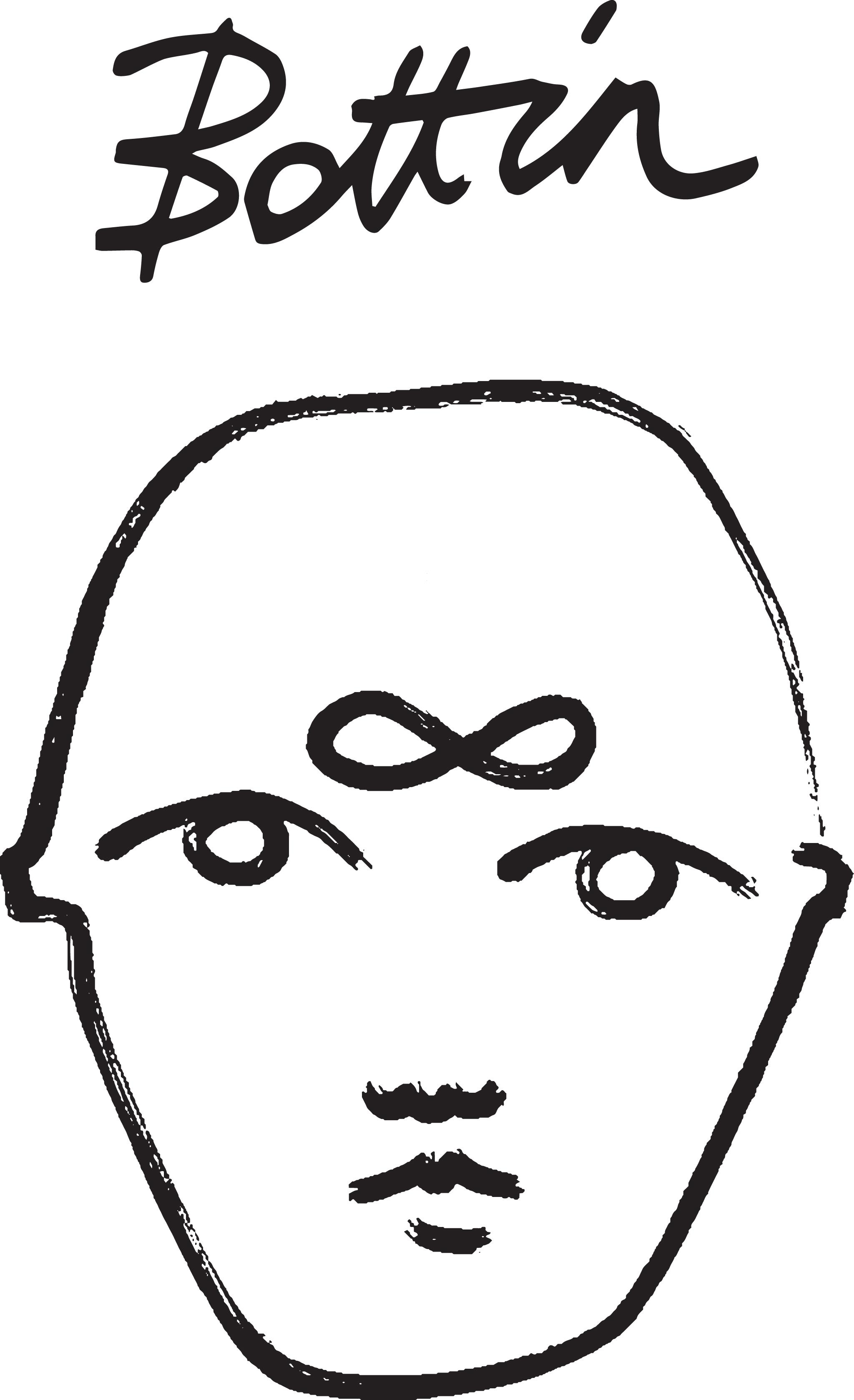 Bottin logo & head image